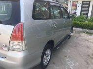 Cần bán Toyota Innova đời 2009, màu bạc, giá 355tr giá 355 triệu tại Hà Nội