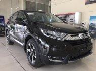 Bán xe Honda CR V L sản xuất năm 2018, màu đen, nhập khẩu nguyên chiếc giá 1 tỷ 83 tr tại Hà Nội