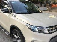 Cần bán gấp Suzuki Vitara 1.6AT sản xuất 2016, màu kem (be)   giá 1 triệu tại Hà Nội