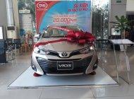 Bán Toyota Vios 1.5G CVT năm 2018 - Phiên bản thiết kế hoàn toàn mới giá 606 triệu tại Tp.HCM