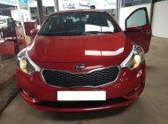 Bán xe Kia K3 2.0 AT, đời 2013, màu đỏ, bản full, xe đi kỹ còn rất đẹp, có hỗ trợ trả góp giá 528 triệu tại Tp.HCM