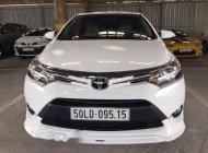 Bán xe Toyota Vios GTRD đời 2017, màu trắng giá cạnh tranh giá 570 triệu tại Tp.HCM