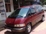 Cần bán Toyota Previa năm 1998, màu đỏ giá 135 triệu tại Bình Dương