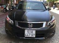 Cần bán gấp Honda Accord 2.0 AT 2011, màu đen, nhập khẩu giá 620 triệu tại Kiên Giang