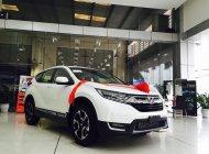Bán Honda CRV 2018 1.5L màu trắng, nhập khẩu Thái Lan, giao ngay, giá tốt nhất Hà Nội, liên hệ: 0948394416 giá 1 tỷ 83 tr tại Hà Nội