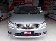 Bán Toyota Innova E đời 2012, màu bạc giá 550 triệu tại Tp.HCM