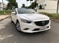 Cần bán xe Mazda 6 2.0 đời 2015, màu trắng giá 725 triệu tại Tp.HCM