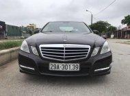 Cần bán xe Mercedes E250 Avangede đời 2011, màu đen số tự động giá cạnh tranh giá 919 triệu tại Hà Nội