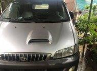 Cần bán xe Hyundai Starex đời 2001, màu bạc, giá 55tr giá 55 triệu tại Nghệ An