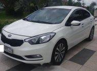 Bán Kia K3 1.6 MT đời 2015, màu trắng, giá chỉ 485 triệu giá 485 triệu tại Tp.HCM