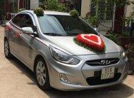 Cần bán Hyundai Accent 1.6GDi sản xuất 2011, màu bạc số tự động giá cạnh tranh giá 370 triệu tại Đồng Nai