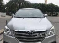 Bán Toyota Innova số sàn, 7 chỗ, Đk 2015 chính chủ sử dụng từ đầu, màu ghi bạc, biển Hà Nội giá 585 triệu tại Hà Nội