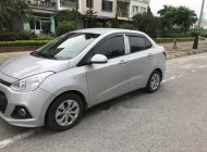 Bán ô tô Hyundai Grand i10 1.25 đời 2015, màu bạc, nhập khẩu nguyên chiếc, giá 328tr giá 328 triệu tại Hà Nội