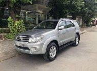 Bán Toyota Fortuner 2.5G 4x2MT năm 2011, màu bạc, biển số TP HCM giá 667 triệu tại Tp.HCM