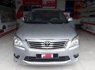 Bán xe Toyota Innova 2.0E, số sàn, sản xuất 2012, màu bạc, máy xăng giá 0 triệu tại Tp.HCM