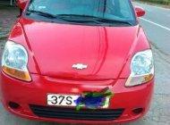 Bán Chevrolet Spark Van năm 2009, màu đỏ, 2 chỗô giá Giá thỏa thuận tại Hà Tĩnh