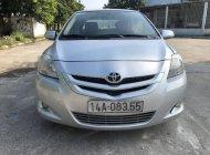 Bán Toyota Vios E năm sản xuất 2009, màu bạc giá 258 triệu tại Hải Dương