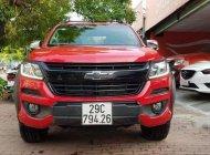 Bán xe Chevrolet Colorado High Country năm 2017, màu đỏ, xe nguyên bản, chạy cực ít giá 705 triệu tại Hà Nội