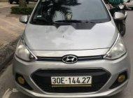 Cần bán xe Hyundai Grand i10 đời 2014, màu bạc, xe nhập Ấn Độ giá 355 triệu tại Hà Nội