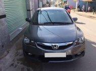 Cần bán Honda Civic 1.8 sản xuất 2011, màu xám giá cạnh tranh giá 385 triệu tại Tp.HCM