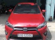 Cần bán Toyota Yaris 1.5 GB sản xuất 2017, màu đỏ, nhập khẩu nguyên chiếc số tự động  giá 600 triệu tại Tp.HCM