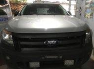 Bán Ford Ranger 2.2 XL 4x4 MT 2014, màu bạc, 2 cầu, còn mới 95% giá 440 triệu tại Hà Nội