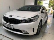 Cần bán lại xe Kia Cerato 1.6AT năm 2018, màu trắng xe gia đình giá 595 triệu tại Đà Nẵng
