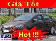 Bán Suzuki Ciaz, màu nâu, nhập khẩu nguyên chiếc, giá tốt nhất thị trường giá 499 triệu tại Hà Nội
