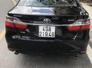 Chính chủ bán xe Toyota Camry 2.5E 2016, màu đen giá 825 triệu tại Lâm Đồng