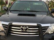Gia đình bán xe Toyota Fortuner 2.4 MT đời 2013, màu đen giá 788 triệu tại Thái Nguyên
