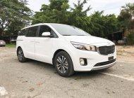 Cần bán Kia Sedona DAT đời 2018, màu trắng - Kia Gò Vấp giá 1 tỷ 69 tr tại Tp.HCM