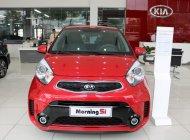 Bán xe Kia Morning Si AT 2018, màu đỏ giá chỉ 379 triệu giá 379 triệu tại Tp.HCM