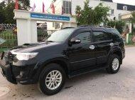 Bán Toyota Fortuner G đời 2013, màu đen, giá 788tr giá 788 triệu tại Thái Nguyên