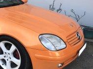 Cần bán xe Mercedes SLK250 mui trần hai chỗ 1990 giá 195 triệu tại Tp.HCM