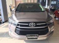 Cần bán xe Toyota Innova E MT đời 2018, màu xám giá 771 triệu tại Hà Nội