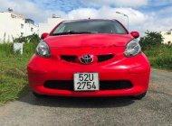 Cần bán xe Toyota Aygo năm 2007, màu đỏ, nhập khẩu nguyên chiếc giá 278 triệu tại Tp.HCM
