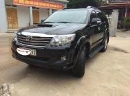 Gia đình bán xe Toyota Fortuner G 2013, màu đen  giá 760 triệu tại Thái Nguyên