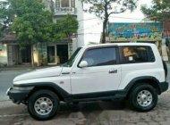 Bán xe Ssangyong Korando TX5 đời 2005, màu trắng, nhập khẩu nguyên chiếc số tự động giá cạnh tranh giá 210 triệu tại Hà Nội