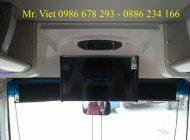 Xe khách 29/34 bầu hơi Tracomeco, xe khách Universe mini, xe 29 thân dài giá 1 tỷ 960 tr tại Hà Nội
