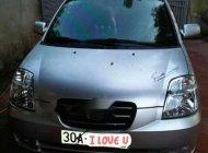 Bán xe Kia Morning MT năm 2007, màu bạc, nhập khẩu  giá 138 triệu tại Hà Nội