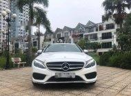 Bán xe cũ Mercedes C200 đời 2015, màu trắng giá 1 tỷ 150 tr tại Hà Nội
