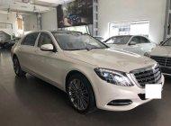 Cần bán xe Mercedes Maybach S500 đời 2017, màu trắng, nhập khẩu như mới giá 10 tỷ 999 tr tại Hà Nội