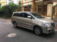 Chính chủ muốn bán xe Toyota Innova 2.0E, sx và đăng kí cuối 2015 giá 545 triệu tại Hà Nội