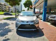 Bán Toyota Vios 1.5E CVT đời 2017, màu bạc giá 550 triệu tại Hà Nội