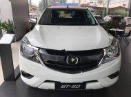 Bán xe Mazda BT 50 2.2L 4x4 MT sản xuất năm 2018, màu trắng, nhập khẩu  giá 655 triệu tại Hà Nội