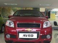 Bán Chevrolet Aveo đời 2018, màu đỏ  giá 415 triệu tại Tp.HCM