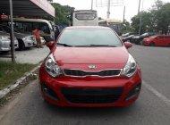 Cần bán Kia Rio Hatchback năm 2014, màu đỏ, nhập khẩu chính hãng giá 465 triệu tại Hà Nội