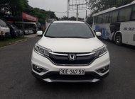 Bán Honda CR V 2.0 2016, màu trắng giá cạnh tranh giá 899 triệu tại Hà Nội