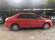 Cần bán xe Toyota Vios E sản xuất năm 2011, màu đỏ giá 365 triệu tại Hà Nội