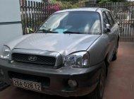 Bán Hyundai Santa Fe Gold 2.0 AT đời 2003, màu bạc  giá 245 triệu tại Hải Phòng